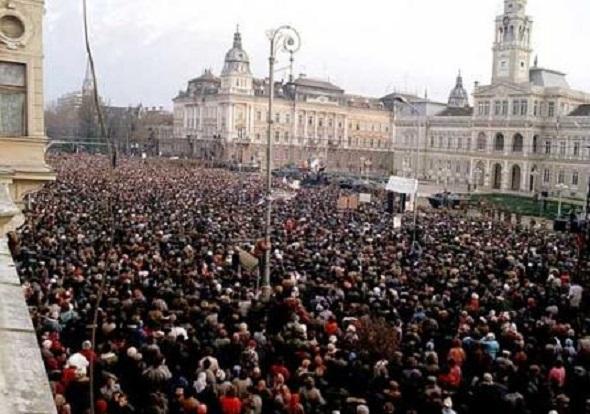 Revoluţia din decembrie 1989 (2/6)