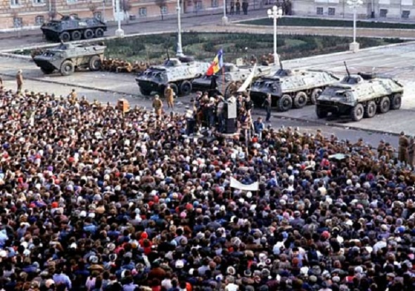 Revoluţia din decembrie 1989 (3/6)