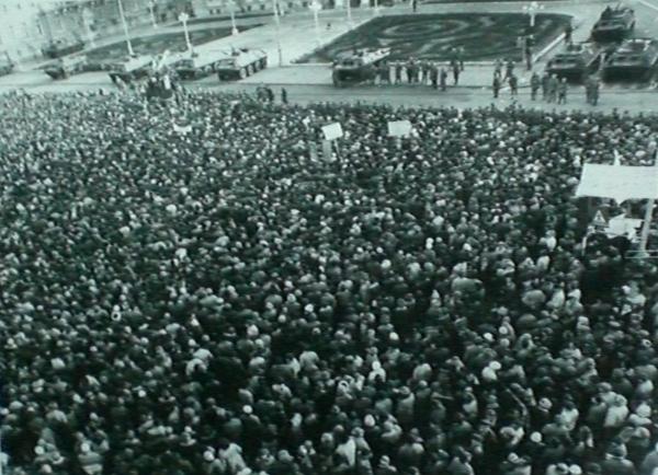 Revoluţia din decembrie 1989 (5/6)