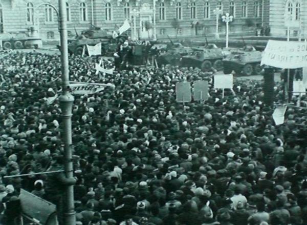 Revoluţia din decembrie 1989 (4/6)