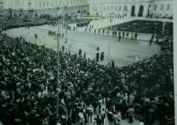 Revoluţia din decembrie 1989 (6/6)