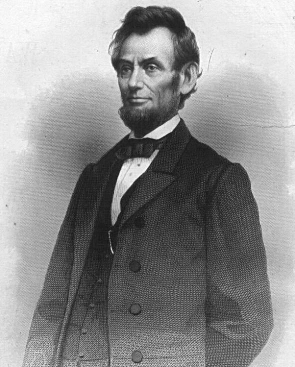 """Abraham Lincoln: """"Ţine minte mereu că propria dorinţă de a avea avea succes este mai importantă decât oricare alta."""""""