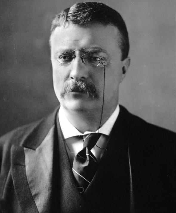 """Theodore Roosvelt: """"E dureros să pierzi, dar e mai dureros să nu fi încercat vreodată. În viaţă nu suntem scutiţi de efort""""."""