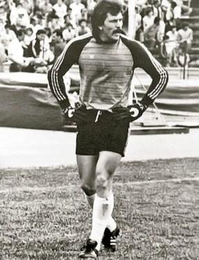 Helmuth Duckadam născut la 01.04.1959 în Semnlac,Arad